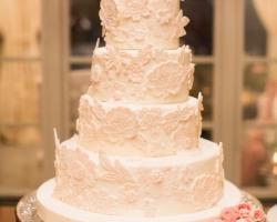 صورة كيكة زفاف
