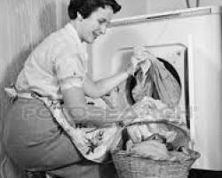 (المعادلة الصعبة)الغسيل مع المحافظة على الملابس