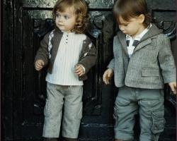 ملابس شتوى للأطفال