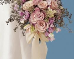 بوكيهات ورد العروس
