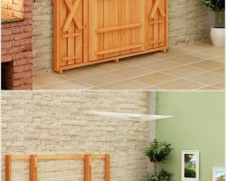 أفكار مبتكرة لأثاث المنزل