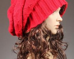 قبعات حريمى لشتاء 2016