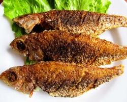 طريقة عمل السمك المقلى