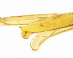استخدامات منزلية لقشر الموز
