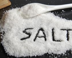 فوائد عنصر الصوديوم للجسم