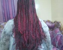 لمن ترغب مشاط شعر