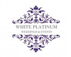 white platinum لتنسيق وتنظيم المناسبات