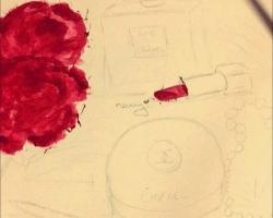 طلب رسمتك على ورق او لوحه بالقلم رصاص اوفحم في اسعار مناسبه