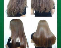 كراتين الشعر