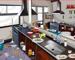 نصائح لتوفير الوقت عند تنظيف المطبخ