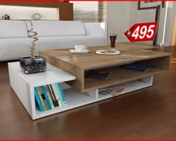 طاولات التلفاز والقهوه التركيه توفرت لكثرة الطلب